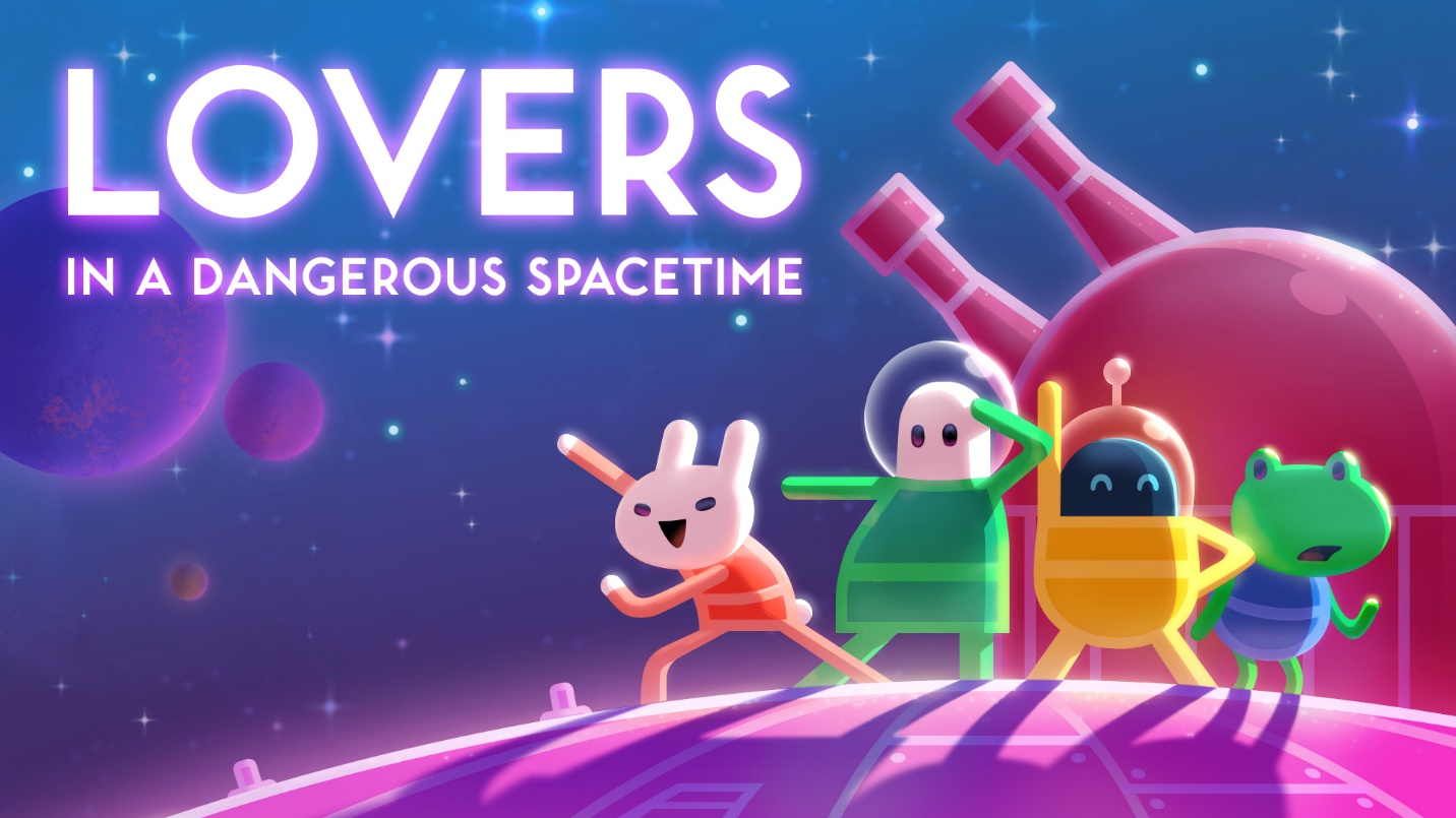 10. Lovers in a Dangerous Spacetime