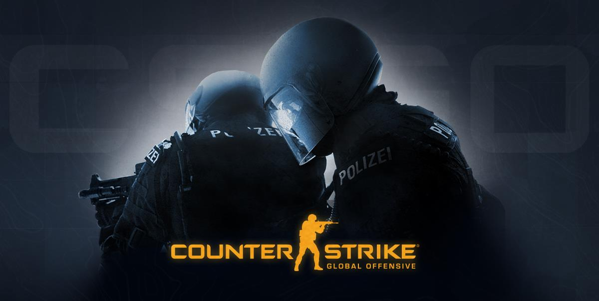 5.Counter-Strike: Global Offensive
