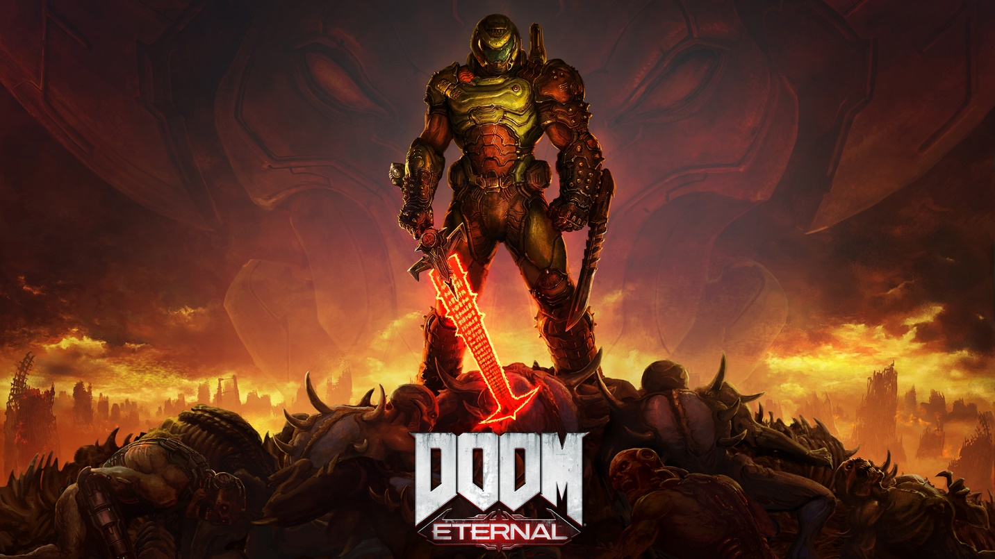 8. Doom Eternal