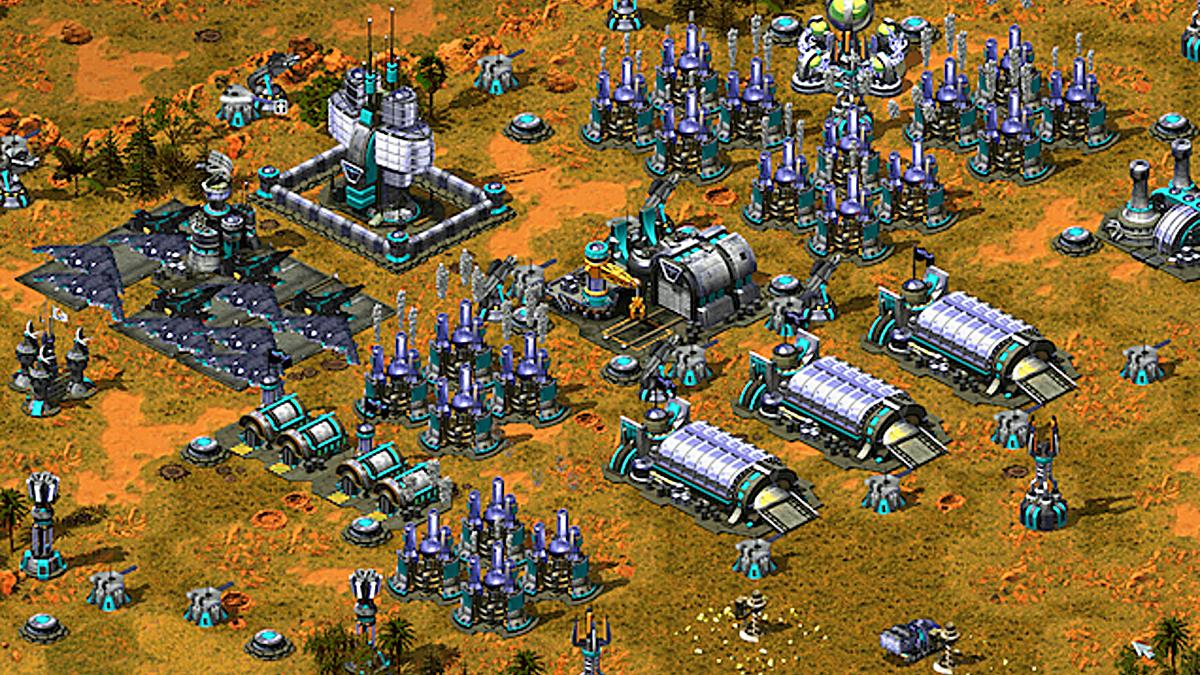 Command and Conquer series