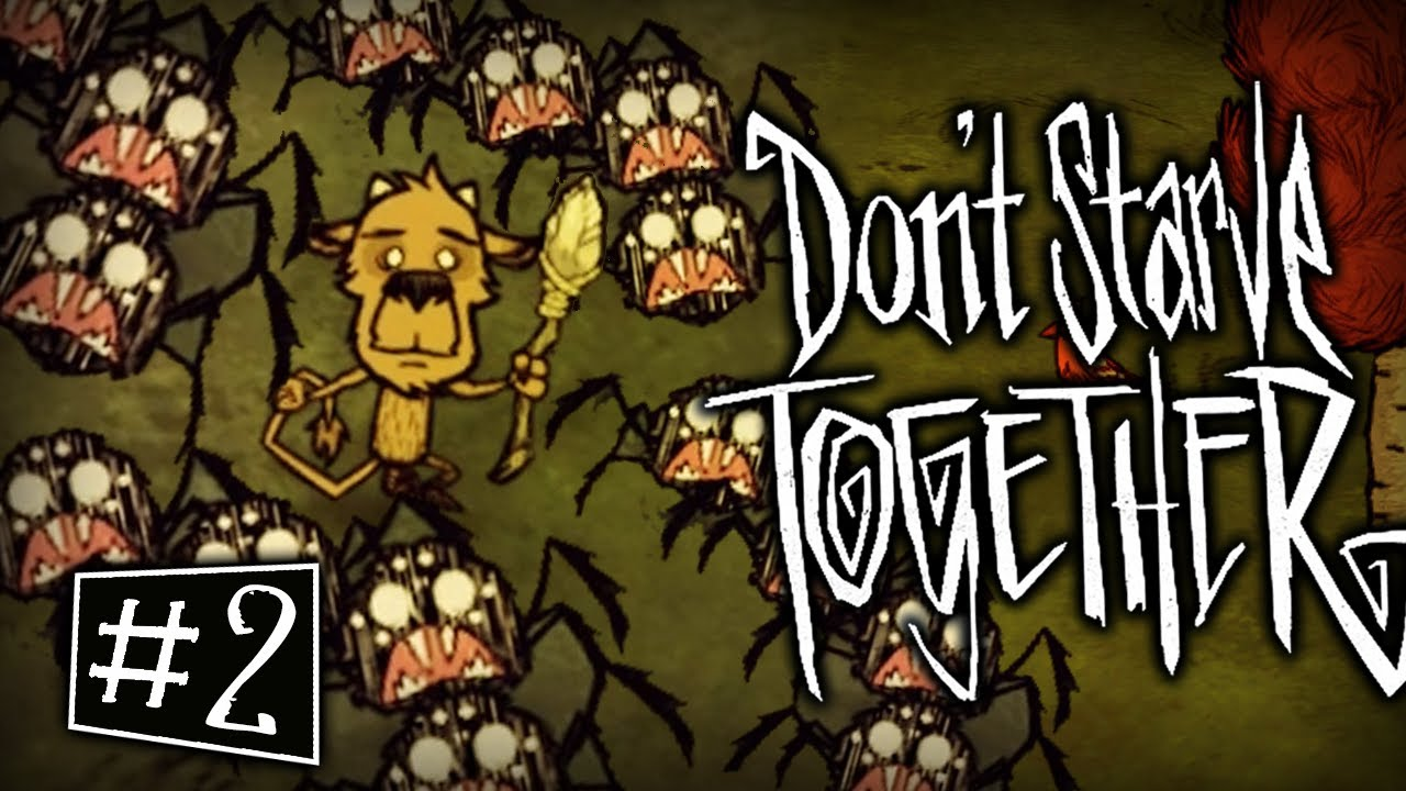 Game sinh tồn: Don't Starve Together